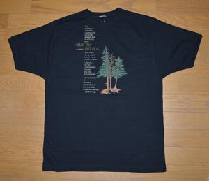 色分解抜染Tシャツ1